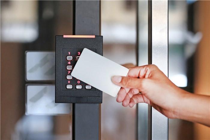 We-Security contrôle d'accès