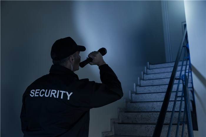 We-Security ronde et intervention